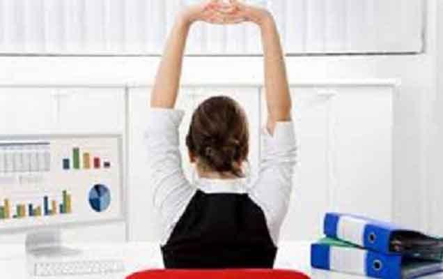 رابطه ی کار کردن و سلامتی