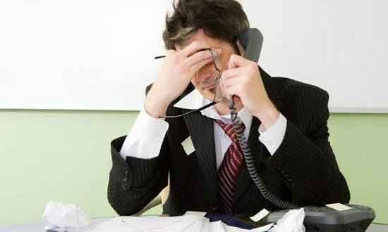 فشار های روانی در کار