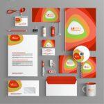 طراحی ست اداری | طراحی اوراق اداری