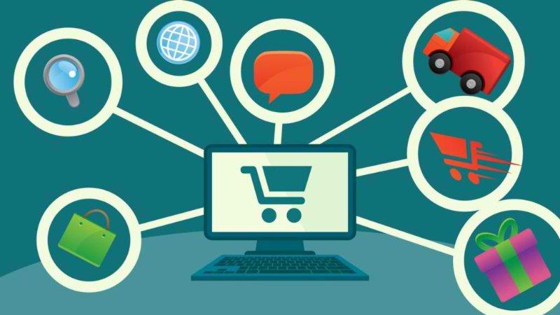 اجزای اصلی و تشکیل دهنده تجارت الکترونیک