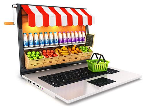 تجارت الکترونیک - طراحی فروشگاه مجازی