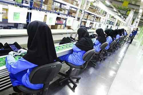 عملکرد حرفهای زنان