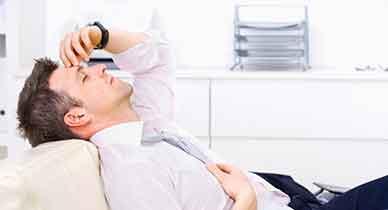 خستگی ذهنی در محیط کار