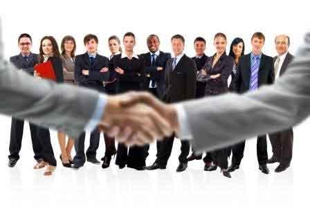 افزایش بهره وری تیم فروش