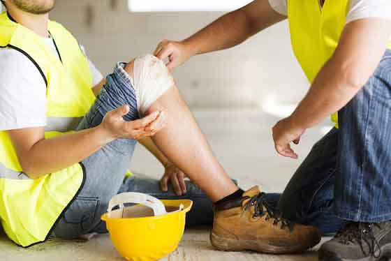 خطرهای موجود در محیط کار