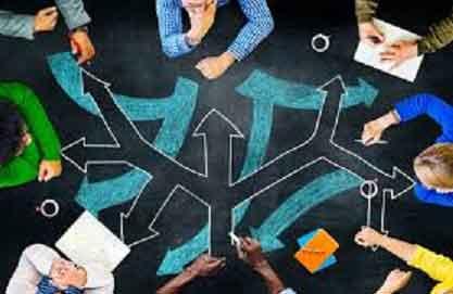 اثر بخشی تصمیم گیری گروهی در سازمان