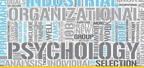 روان شناسی صنعتی وسازمانی