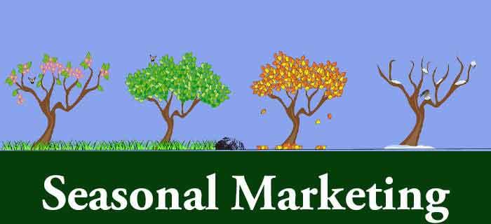 بازاریابی فصلی