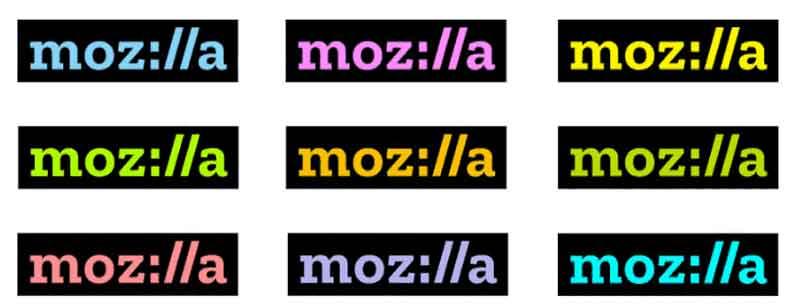 لوگوی موزیلا