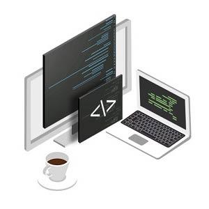 کدنویسی و توسعه