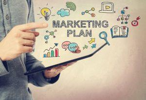 طرح بازاریابی تجاری یا برنامه بازاریابی
