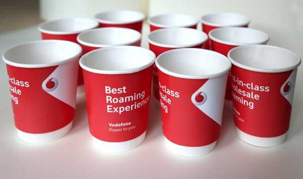 بازاریابی و فروش با لیوان های کاغذی !