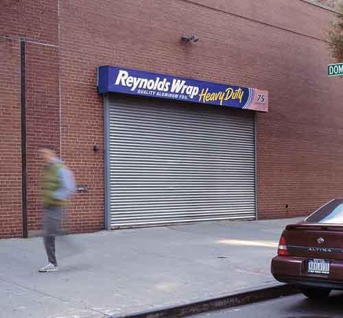 تبلیغات شرکت رینولد رپ