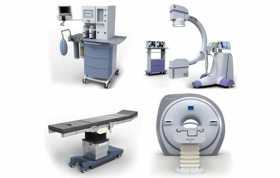 بازاریابی و فروش تجهیزات پزشکی