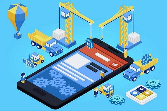 هشت مرحله ساخت اپلیکیشن موبایل