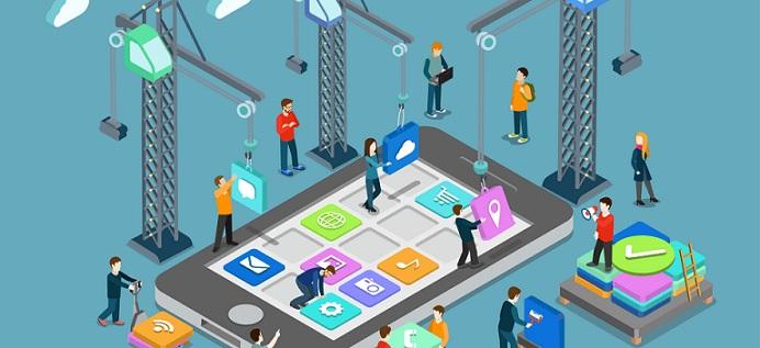 چگونه یک اپلیکیشن موبایل بسازیم و نحوه کسب درآمد از اپلیکیشن موبایل