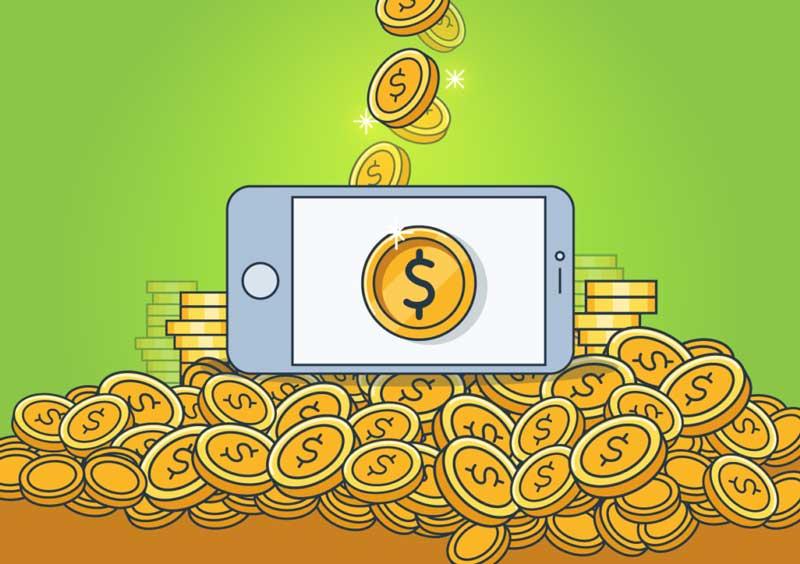 نحوه کسب درآمد از اپلیکیشن موبایل اندروید و IOS