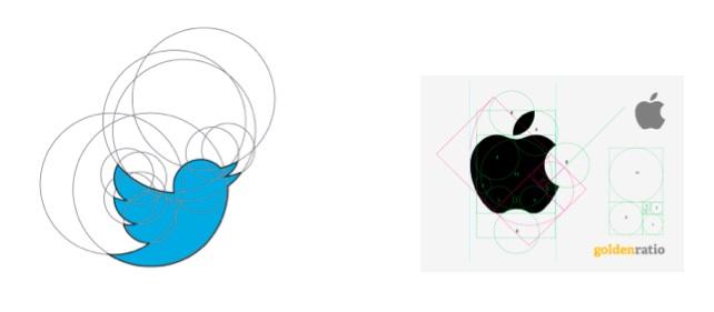اصول مهم طراحی لوگو - متناسب سازی و تقارن